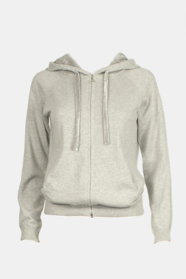 Cashmere Ballet Hoodie | Leisure Wear | Deha | BALLETONIST