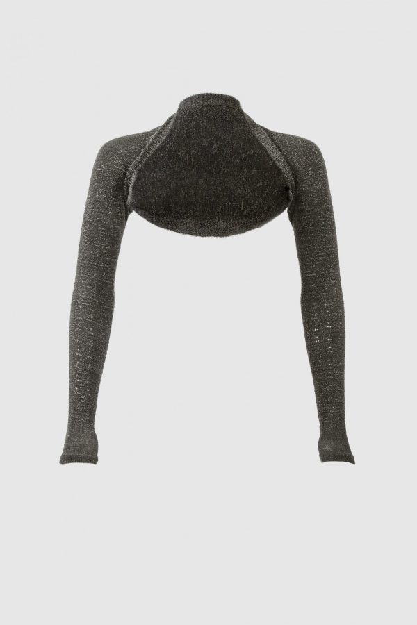Pointelle Ballet Shrug | KD New York | BALLETONIST