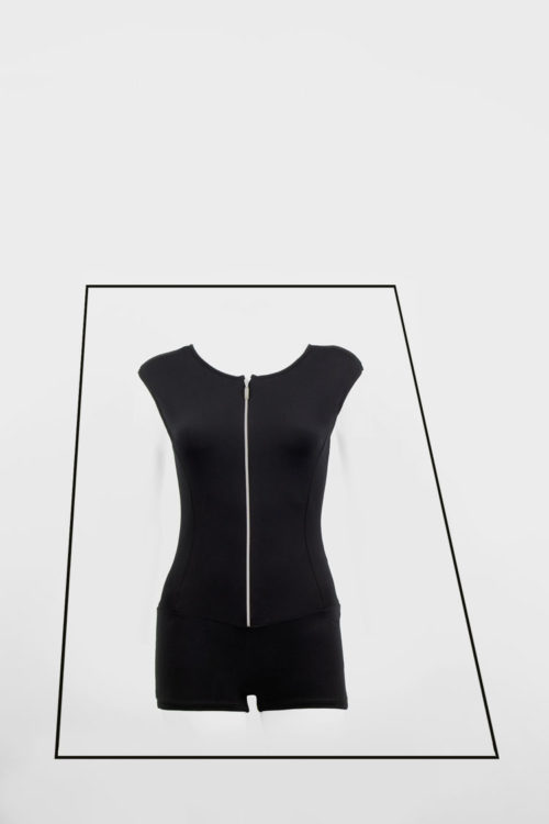 Premium Black Unitard | Ballet Clothes | Grishko | BALLETONIST