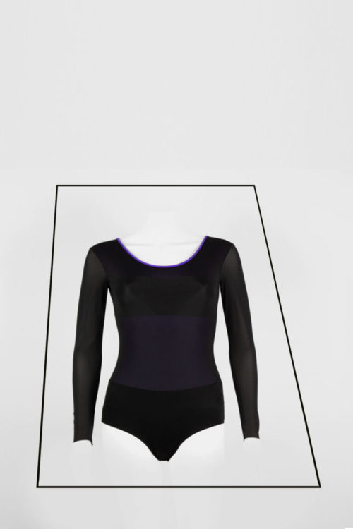 Premium Black Leotard | Ballet Clothes | Grishko | BALLETONIST