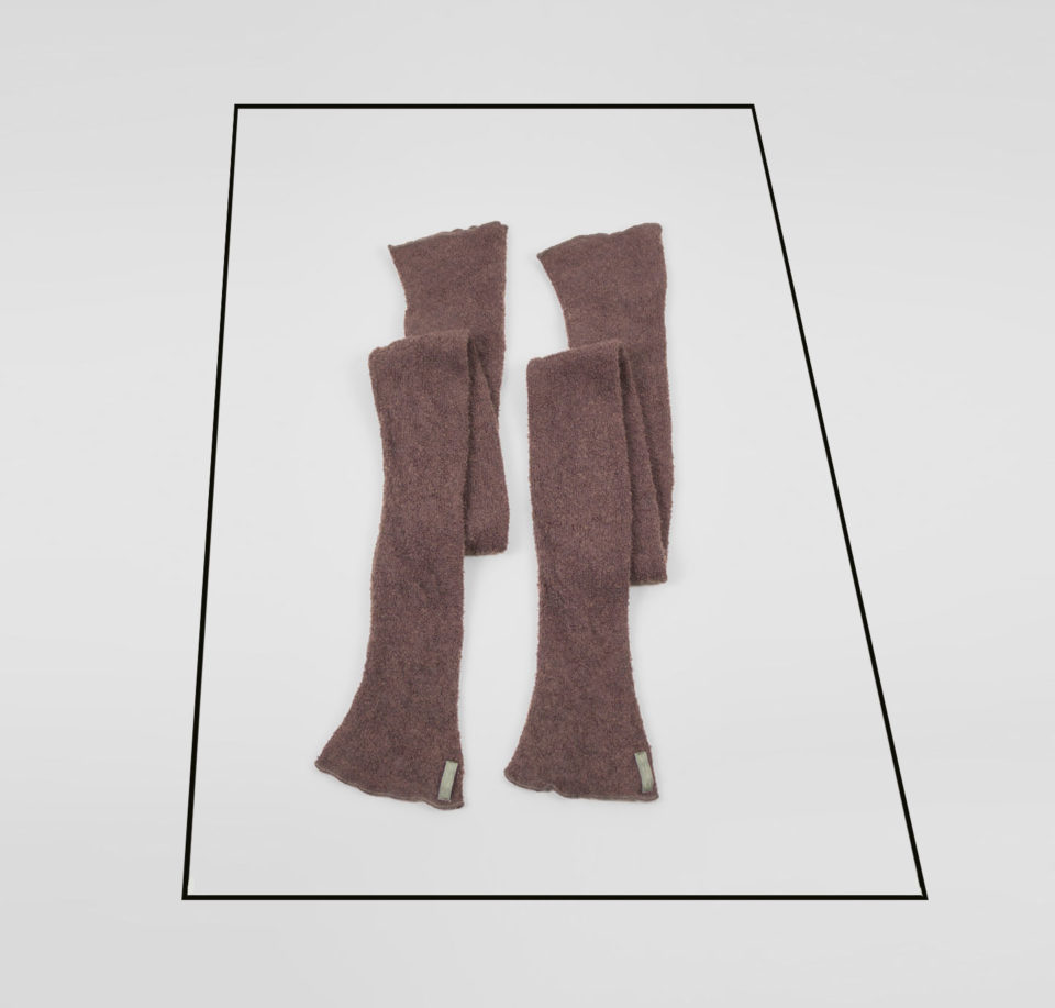 Sheer Knit Leg/Arm Warmer | Deha | BALLETONIST