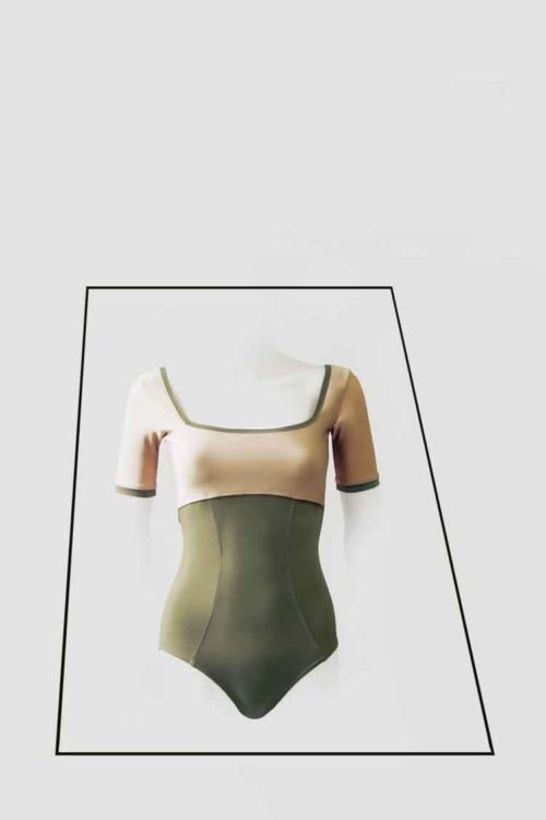 Premium Duotone Leotard | Luxury Leotards for Adults | BALLETONIST